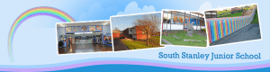 South Stanley Junior School header